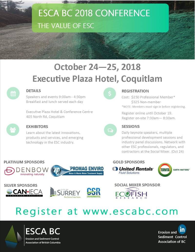 ESCABC conference promo