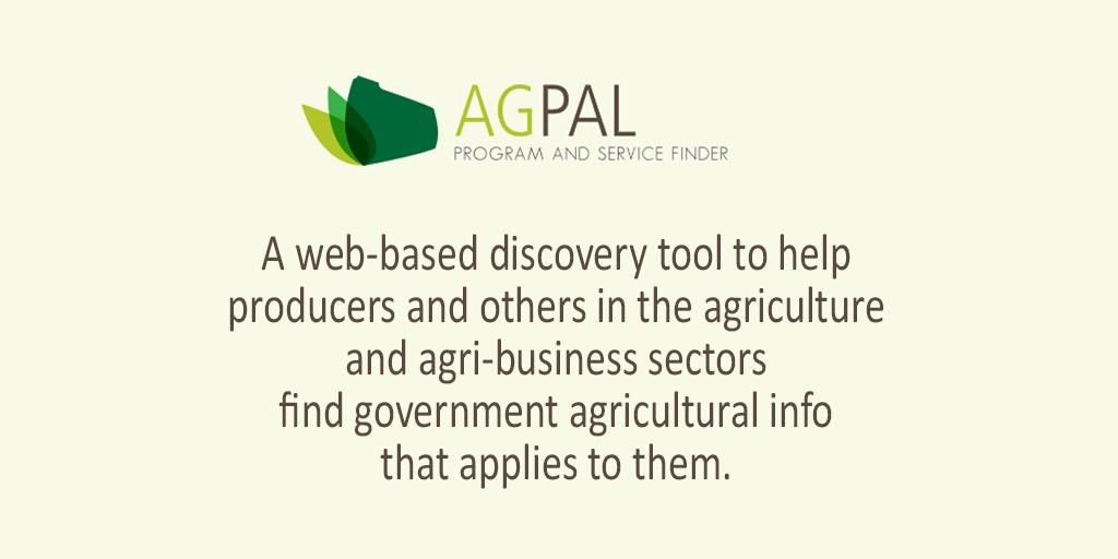 AgPal tool