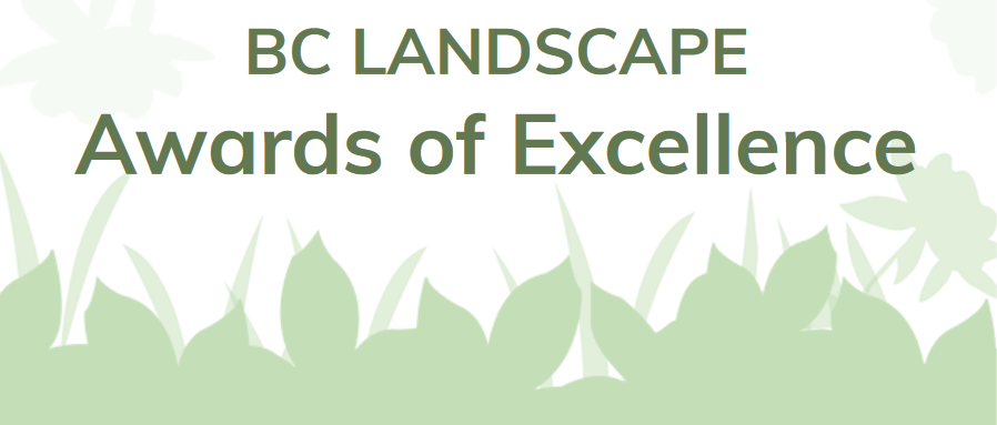 BC landscape awards of excellence