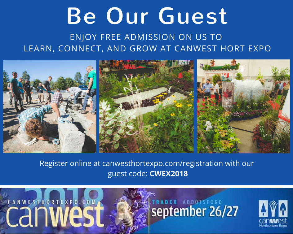 CanWest is next week!