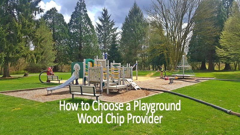 How to Choose a Playground Wood Chip Provider