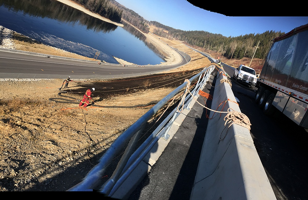 Stone Creek Highway 97 open in Prince George