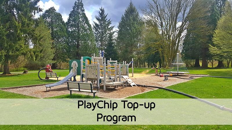 Topup Playground Surfacing in December